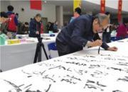 书画颂扬州 百名书画名家绘百米长卷向十九大献礼