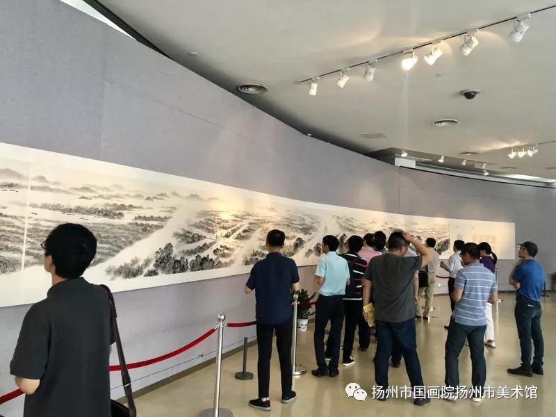 """特展即将谢幕 期待您对本次展出的""""中国大运河史诗图卷""""提出宝贵意见"""
